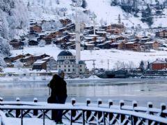 Trabzon'dan Kartpostallık Kış Manzaraları