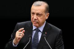 Cumhurbaşkanı Erdoğan'da 30 Ağustos Mesajı