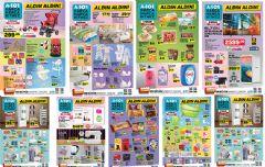 A101 4 Nisan İndirimli Ürünler Kataloğu