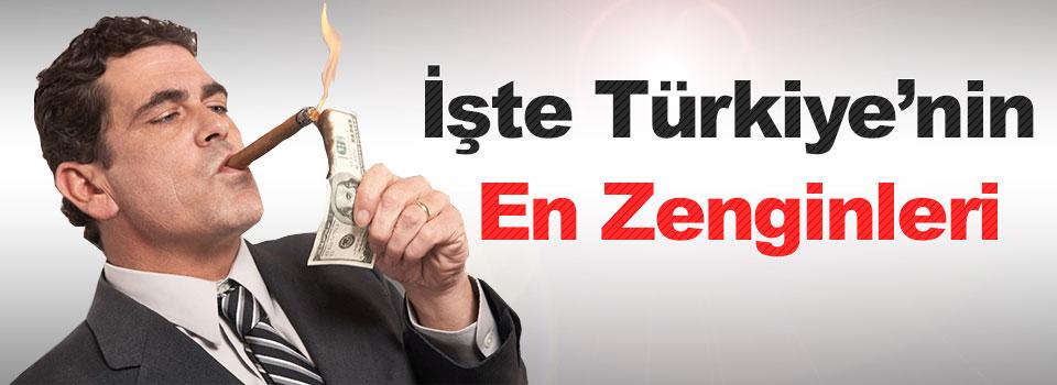 Türkiye'nin Dolar Milyarderleri