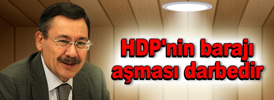 Gökçek HDP'yi Hedef Aldı