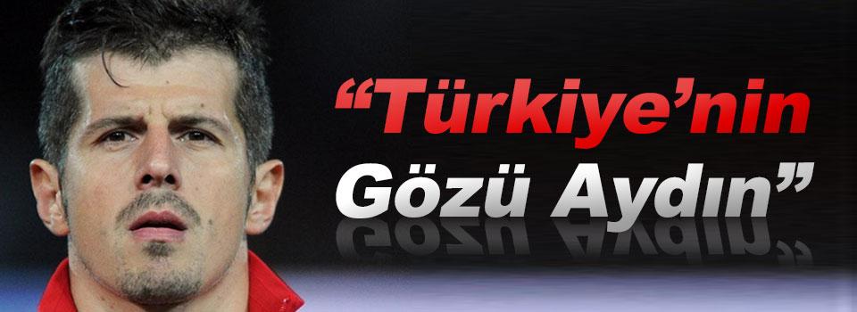 Emre Belözoğlu Milli Takımı Bırakıyor