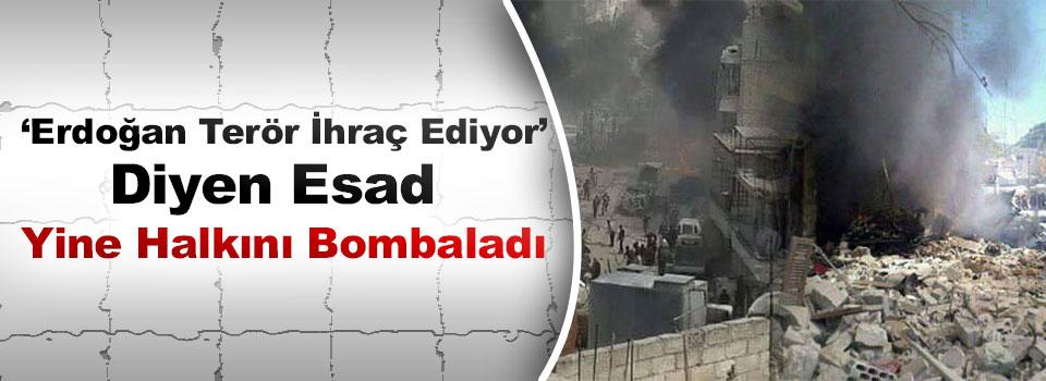 Esad Rejimi Halkı Bombaladı: 30 Ölü