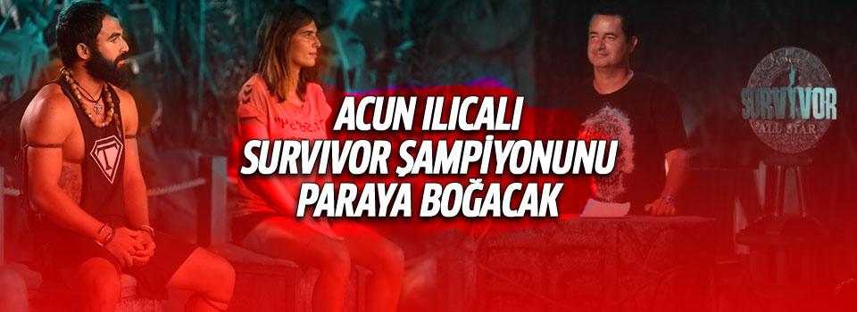 Survivor All Star'da Büyük Ödül Ne Kadar?
