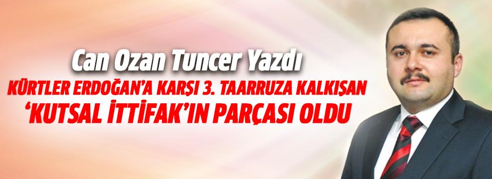Erdoğan Karşıtlığını Örgütlemek