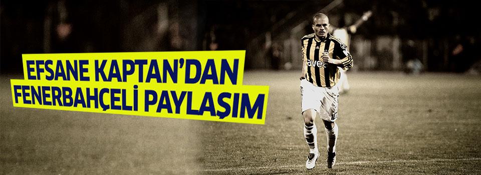 Alex'ten Fenerbahçeli Paylaşım