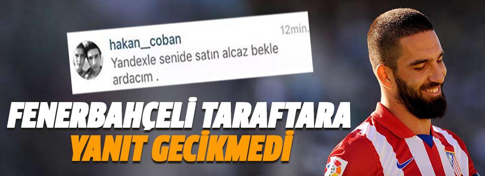 'Seni De Alacağız' Diyen Takipçisine Arda Turan'dan Cevap