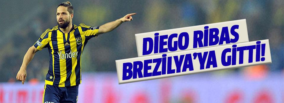 Diego Brezilya'ya Gitti!
