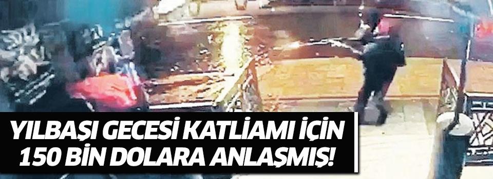 DAEŞ'li Terörist Yılbaşı Gecesi Katliamı İçin 150 Bin Dolara Anlaşmış!