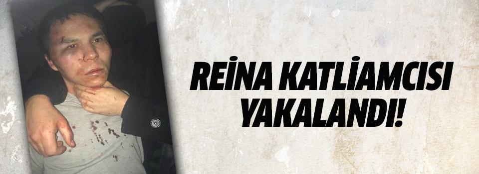 Reina Katliamcısı Yakalandı!